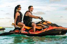 2018 Sea Doo Spark Trixx 2- Up---2 year warranty
