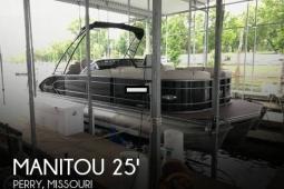 2016 Manitou Legacy 25 SHP