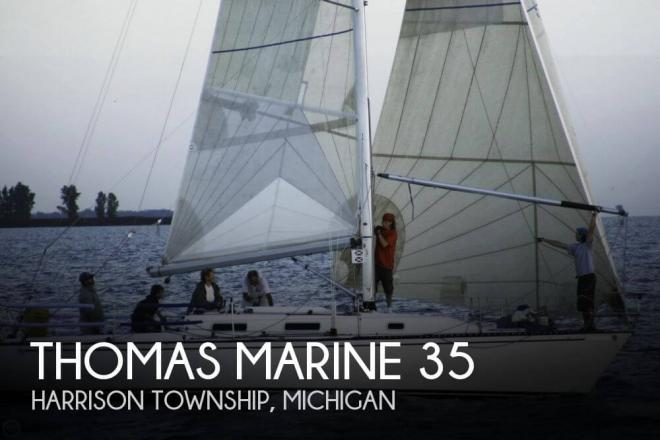 1991 Thomas 35 - For Sale at Harrison Township, MI 48045 - ID 161964