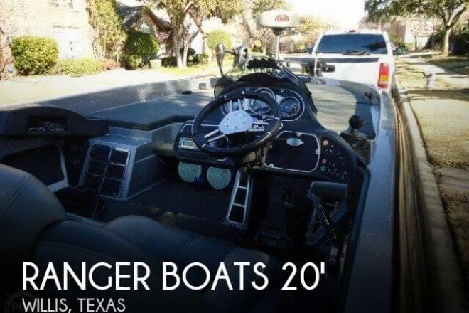 2010 Ranger Z520 Comanche - For Sale at Willis, TX 77318 - ID 155672