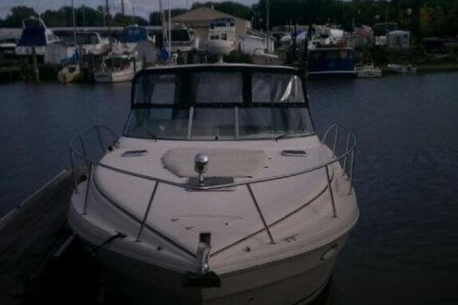 2006 Rinker 342 Fiesta Vee - For Sale at Rochester, NY 14602 - ID 139767