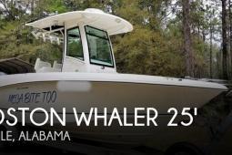 2012 Boston Whaler 250 Outrage