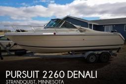 1999 Pursuit 2260 Denali