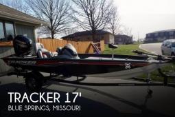 2017 Tracker Pro Team 175 TXW