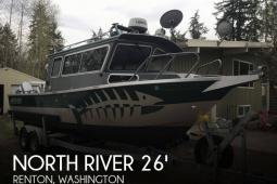 2006 North River 26 Seahawk OS
