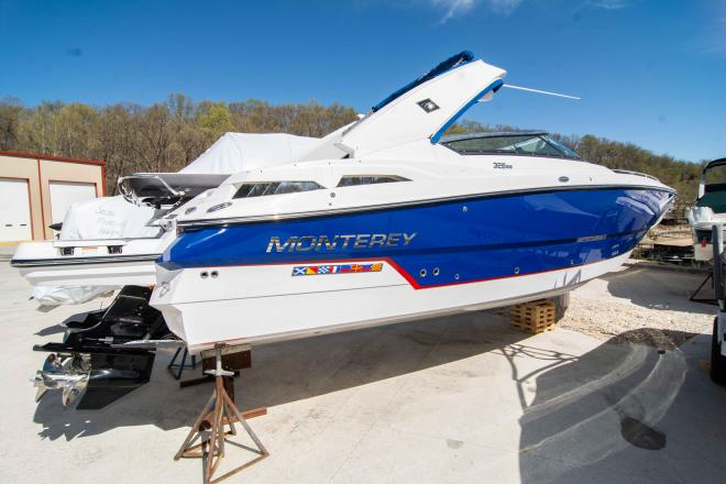 2019 Monterey 328 SS - For Sale at Lake Ozark, MO 65049 - ID 162529