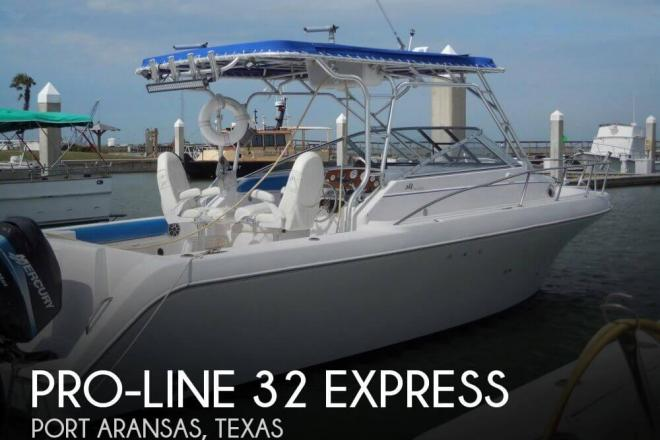 2000 Pro Line 30 Express - For Sale at Port Aransas, TX 78373 - ID 161714