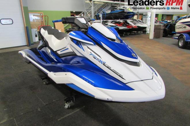 2019 Yamaha FX Cruiser SVHO - For Sale at Kalamazoo, MI 49009 - ID 148907