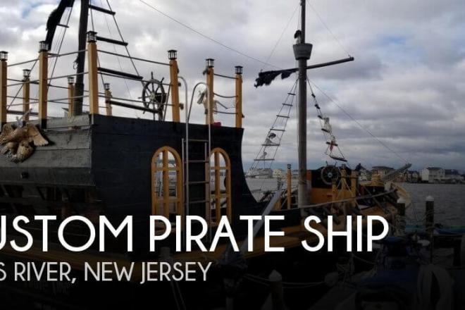 1961 Custom Built Pirate Ship - For Sale at Toms River, NJ 8753 - ID 156033