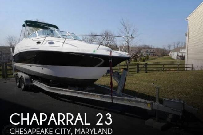 1999 Chaparral 240 Signature - For Sale at Chesapeake City, MD 21915 - ID 162829