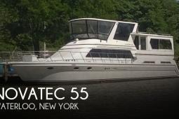1993 Novatec 55 Islander