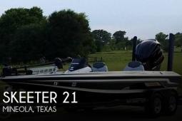 2015 Skeeter 21