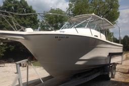 1997 Bayliner Trophy 2802