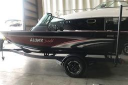 2018 Alumacraft 175EdgeSport
