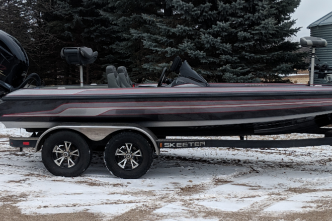 2017 Skeeter FX 20 - For Sale at Alexandria, MN 56308 - ID 163339