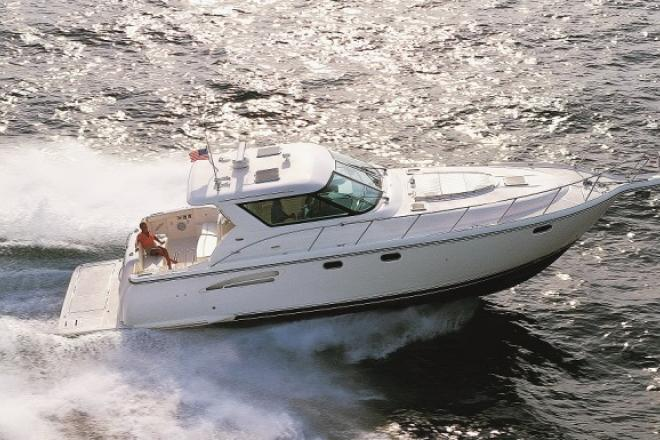 2008 Tiara 4700 SOVRAN - For Sale at Marblehead, OH 43440 - ID 163700