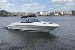 2005 Sea Ray 290 SLX