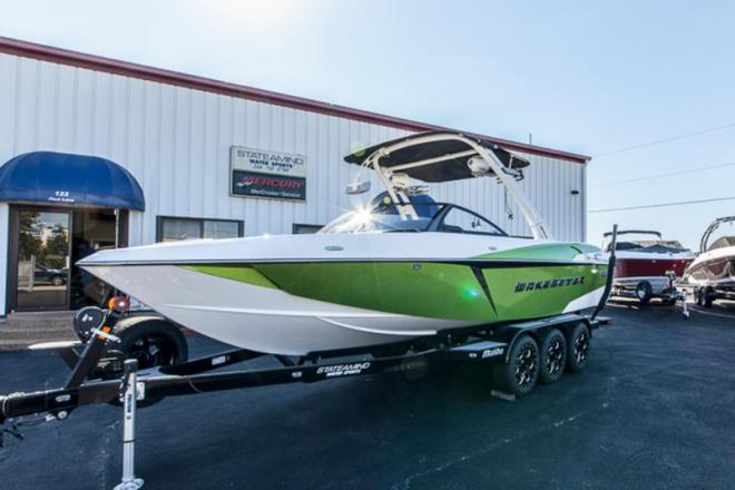 2016 Malibu 25 LSV - For Sale at Hazelwood, MO 63042 - ID 164466