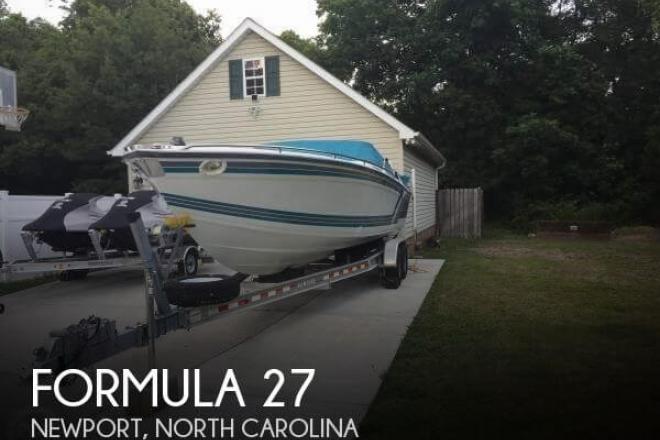 1989 Formula 272 SR1 - For Sale at Newport, NC 28570 - ID 164511