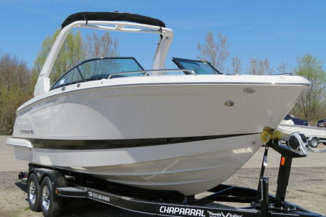2019 Chaparral 277 SSX - For Sale at Coopersville, MI 49404 - ID 158197