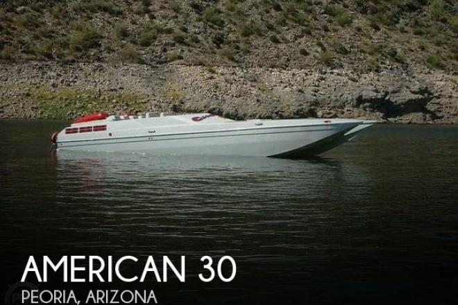 2004 American Offshore 3100 - For Sale at Peoria, AZ 85383 - ID 164568