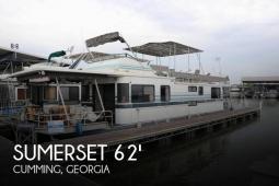 1988 Sumerset Houseboats Cruisers 14 x 62