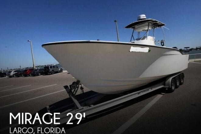 1998 Mirage 29 Sport Fishing - For Sale at Largo, FL 33774 - ID 164510