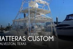 1973 Hatteras Custom