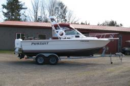 1987 Tiara Pursuit