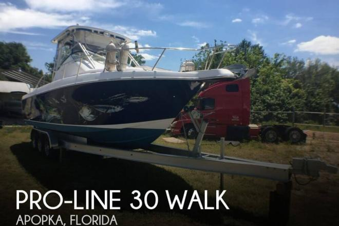 2000 Pro Line 30 Walk - For Sale at Fort Lauderdale, FL 33312 - ID 163356