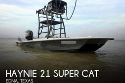 2015 Haynie 21 Super Cat