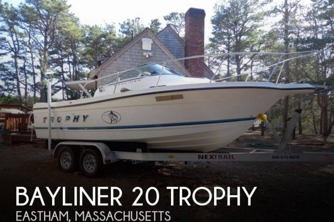 1999 Bayliner 20 Trophy - For Sale at Eastham, MA 2642 - ID 157128