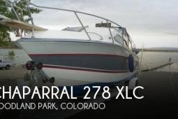 1987 Chaparral 278 XLC