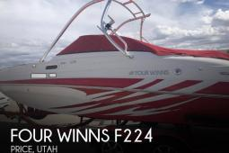 2012 Four Winns F224