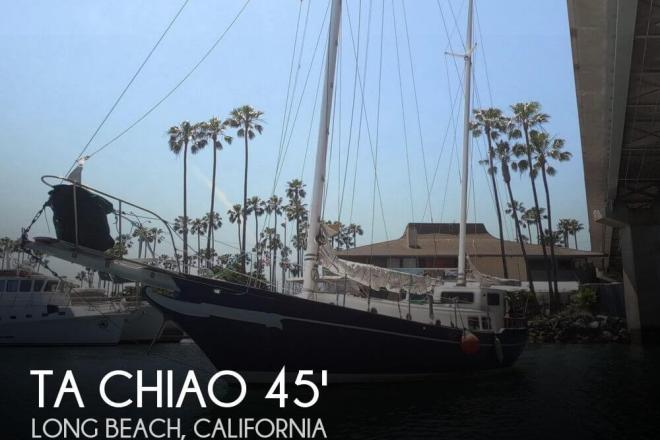 1972 Ta Chiao Formosa 45 Ketch - For Sale at Long Beach, CA 90803 - ID 164682