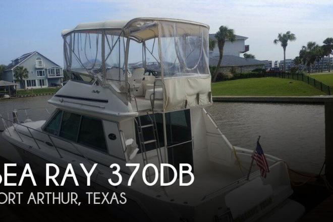1996 Sea Ray 370 Sedan Bridge - For Sale at Port Arthur, TX 77640 - ID 162832