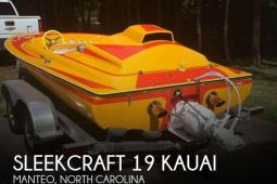 1976 Sleekcraft 19 Kauai