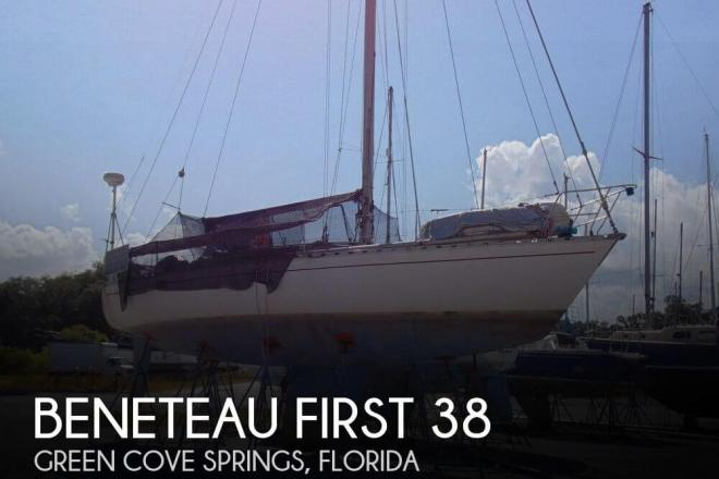 1982 Beneteau First 38 - For Sale at Green Cove Springs, FL 32043 - ID 164597