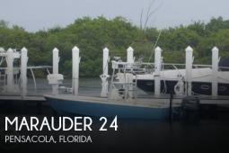 2004 Marauder 24 Avenger