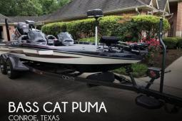 2016 Bass Cat Puma FTD