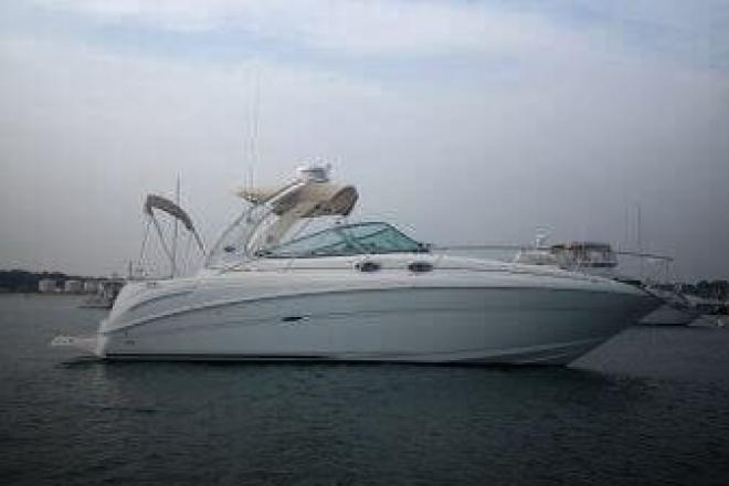 2005 Sea Ray 300 Sundancer - For Sale at Quincy, MA 2269 - ID 165256