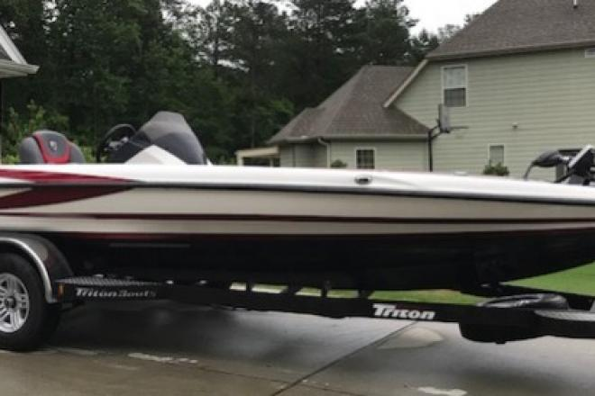 2017 Triton TR 21 - For Sale at Sharpsburg, GA 30277 - ID 165585