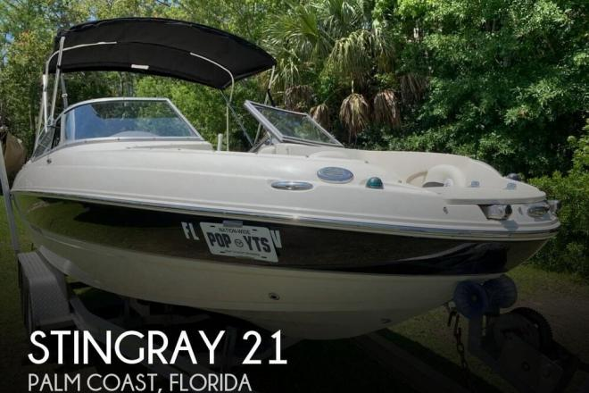 2011 Stingray 208 LR - For Sale at Palm Coast, FL 32164 - ID 165428