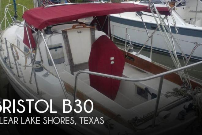 1975 Bristol 30 - For Sale at Kemah, TX 77565 - ID 165623