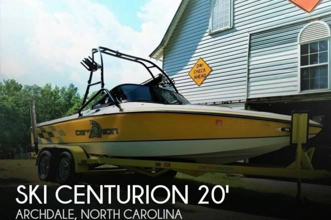 2002 Centurion Ski Sport Bowrider - For Sale at High Point, NC 27263 - ID 151797