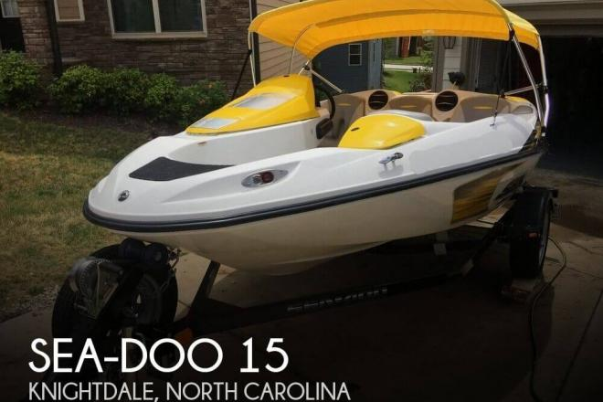 2008 Sea Doo Speedster 150 - For Sale at Knightdale, NC 27545 - ID 165807
