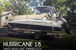 2015 Hurricane SS188