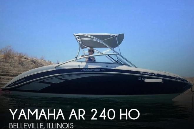 2012 Yamaha AR 240 HO - For Sale at Belleville, IL 62220 - ID 93091