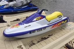 1995 Yamaha Waverunner 3