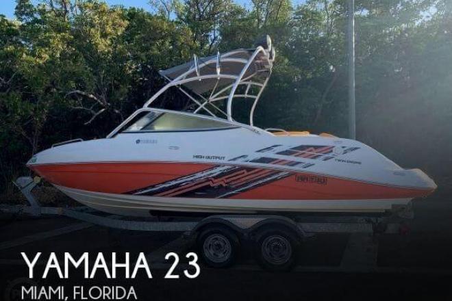2008 Yamaha AR230 HO - For Sale at Miami, FL 33155 - ID 166005